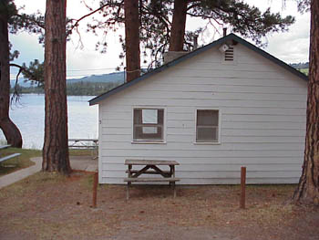 Two Bedroom Cabins at Tiffanys Resort Curlew Lake